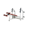 Скамья для жима Bronze Gym H-024 с отрицательным наклоном