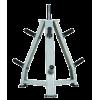 Подставка для дисков Bronze Gym J-041