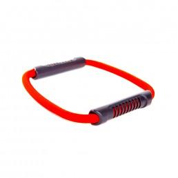 Красный эспандер кольцо, среднее сопротивление Aerofit FT-E-D001N