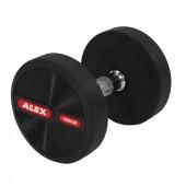 2.5 кг - 25 кг набор полиуретановых гантелей ALEX PS-TPU-2.5/25