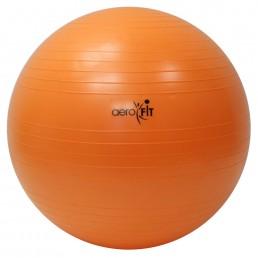 Оранжевый гимнастический мяч 75см Aerofit FT-ABGB-75