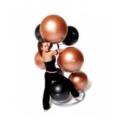 Платиновая стойка для 9 гимнастических мячей Aerofit 9GBR