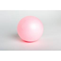 Розовый мяч для пилатес 25см Aerofit FT-AB-25