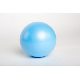 Синий мяч для пилатес 20см Aerofit FT-AB-20