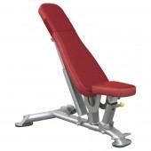 Многопозиционная скамья 0-80 градусов IT7011