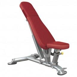 Многопозиционная скамья 0-80 градусов Aerofit IT7011