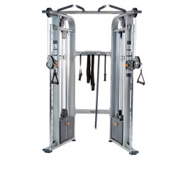 Двойная регулируемая тяга, функциональный тренинг 2х300Ф Inotec NL12