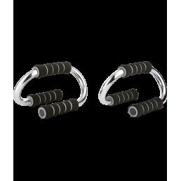 3-ех уровневые рукоятки для отжиманий Oxygen S-910