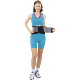 Пояс для похудания Oxygen 1190-S размер S