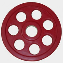 Олимпийский диск Oxygen евро-классик с хватом Ромашка 5 кг