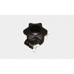 Замок для олимпийского грифа Oxygen OC/OCXC (black)