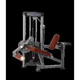 Разгибание ног сидя Bronze Gym D-014