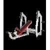 Скамья для жима Bronze Gym H-025 с положительным наклоном