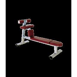 Скамья для скручиваний Bronze Gym H-035 горизонтальная
