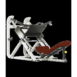 Жим ногами Bronze Gym J-022 под углом 45 градусов