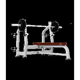 Скамья для жима Bronze Gym J-023 горизонтальная