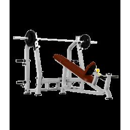 Скамья для жима Bronze Gym J-025 с положительным наклоном