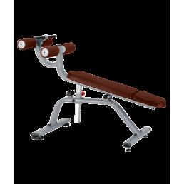 Скамья для пресса регулируемая Bronze Gym J-034