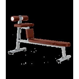 Скамья для скручиваний Bronze Gym J-035 горизонтальная