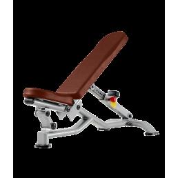 Скамья Bronze Gym J-037 регулируемая